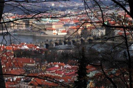 Карлов мост и Прага