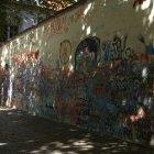 Стены с графитти