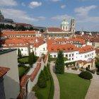 Вид с Вальдштейнского дворца