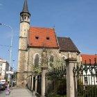 В Праге так много замков…