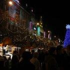 Новогодняя Вацлавская площадь
