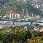 Железнодорожный мост во всей красе