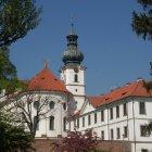 Самый старый мужской монастырь в Богемии - Бржевновский монастырь