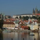 Влтава и Прага