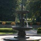 Поющий фонтан Королевского сада