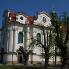 Церковь св. Маргариты в Праге - Бржевнов