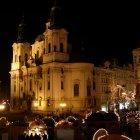 Церковь Святого Николая и Рождественский базар
