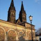 Костел Святых Петра и Павла  в Вышеграде