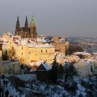 Собор Святого Вита, Градчаны, мосты, Прага…