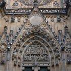 Собор св. Вита - детали архитектуры