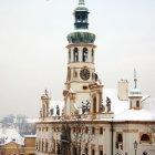 Собор Лоретто - снег и религия