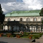 Летний Дворец в саду Королевы Анны