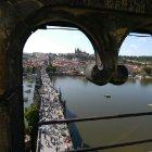 Вид Праги со старой башни