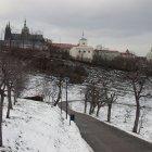 Петршин под снегом