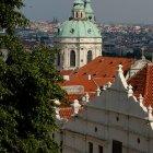Собор святого Микулаша и старая Прага