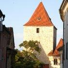 Черная башня у Пражского Града
