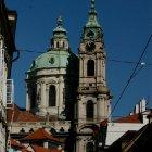 Архитектура барокко в Праге - собор святого Микулаша