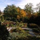 Осенняя пастель на Петршинском холме