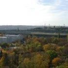 Страговский стадион в Праге - один из самых больших во всем мире