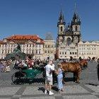 Прага - город романтики