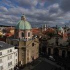 Тучи над Прагой