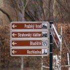 Указательные знаки на чешском языке