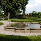 Королевский сад - ближний вид