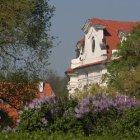 Бржевновский монастырь в стиле барокко
