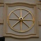 У золотого колеса, Прага