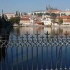 Пражский Град с Карлового моста