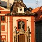 Часовня базилики святого Георгия в правом крыле