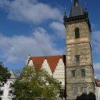 Ратуша в новом городе Праги
