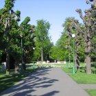 Вход в Королевский сад у Пражского Града