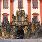 Лестница Тройского дворца