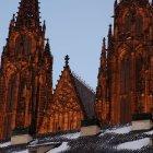 Контрасты собора св. Вита
