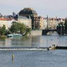 Национальный театр и Прага