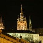 Башни над Пражским Градом