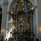 Алтарь церкви Девы Марии Торжествующей