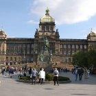 Национальный музей Праги - главный корпус