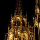 Собор Вита - шпиль башни с колокольней