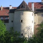Белая башня у Пражского Града