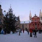 Рождественская елка в Пражском Граде