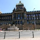 Главный корпус Национального музея Праги
