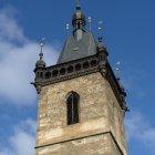 Башня Новоместской ратуши