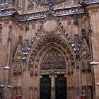 Западный Вход в собор Вита
