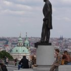 Статуя Т. Г. Масарика