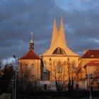 Эмаузский Монастырь во всей красе
