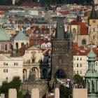 Башни старого города