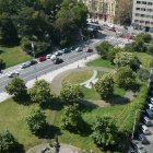 Северная часть Карловой площади