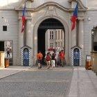 Вход во второй двор Пражского Града